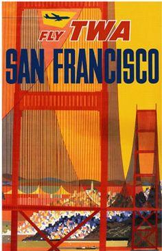 San Francisco - Fly TWA