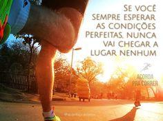 Bom dia atletas do meu Brasil!!!  #acordapracorrer