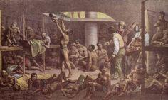 Escravos prosperavam comprando negros, mas eram esnobados pela elite