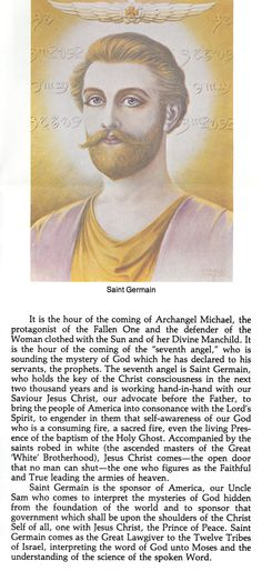 Ascended Master Saint Germain and his Violet Flame Solution www.youtube.com/channel/UC6vfJb4HpCildassADXnSQQ
