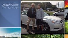 Dear Alberto Ortiz   A heartfelt thank you for the purchase of your new Subaru from all of us at Premier Subaru.   We're proud to have you as part of the Subaru Family.
