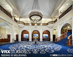 Best Absolutely Free Blue Carpet lobby Thoughts Produce a glance of elegance and. Best Absolutely Free Blue Carpet lobby Thoughts Produce a glance of elegance and depth in your room Deeper Shade Of Blue, Beadboard Wainscoting, Chateau Lake Louise, Navy Walls, Lounge Design, Nautical Design, Blue Color Schemes, Front Rooms, Wood Detail