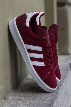 adidas Campus AS Cardinal Red