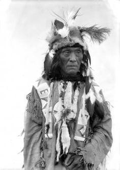 Francois Dead Horse, Flathead Reserve, Montana - 1905/07