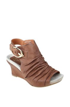 Earthies® 'Bonaire Too' Wedge Sandal | #Nordstrom @Kalso Earth Shoes
