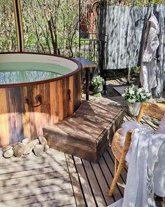 Spa Uk, Hot Tub Surround, Hot Tub Backyard, Sun Photo, Amazing Spaces, Hot Tubs, Helsinki, Outdoor Furniture, Outdoor Decor