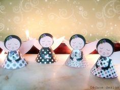 little christmas angels