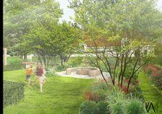 PROJECT \\  'moGARDEN't' community garden  visualisation 'IV'   HEALTH | EDUCATION | COMMUNITY | DEVELOPMENT | NATURE  by kART LANDSCAPE DESSIGN Health Education, Landscape Design, Golf Courses, Community, Garden, Nature, Projects, Log Projects, Naturaleza