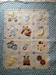 Sewing & Quilt Gallery: Catching Up...some baby quilts