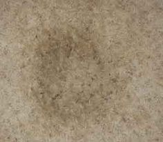 Painted canvass rug. As for cleaning, I have cleaned my first one a few times now by taking it out on my driveway on a sunny day  scrubbing it with a deck brush  a bucket of soapy water (I use laundry soap).  Then, I let it dry flat in the sun. great-tips
