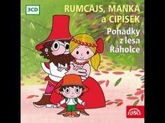 O Rumcajsovi a Cipískovi - YouTube Audio Books, Peanuts Comics, Childhood, Family Guy, Animation, Youtube, Fictional Characters, Cartoons, Illustration