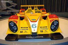 2007 Porsche RS Spyder Image