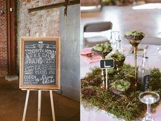 Handcrafted Retro Canadian Wedding - lots of wonderful pics.