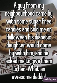 Whisper App. Confessions on diabetes.