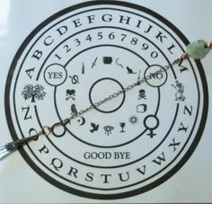 This design is printed on by 11 card stock and then laminated to last indefinitely. It has all the necessary features for divination including a Natural Crystals, Stones And Crystals, Pendulum Board, Ouija, Boards, Etsy Shop, Unique Jewelry, Handmade Gifts, Prints