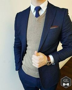 Men Suits -- Click VISIT above for more options Blazer Outfits Men, Casual Outfits, Men Casual, Casual Styles, Casual Winter, Smart Casual, Mens Fashion Suits, Mens Suits, Fashion Mode