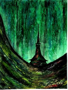 Marian Lupu LUPINO -Email: mlupubm@yahoo.com -mixte painting-24x18 cm