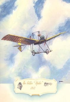 The Fokker Spider, 1912 20x30 poster