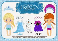 dsieny frozen paper dolls   http://giving.innerchildfun.com/2013/04/recycled-crafts-for-kids-diy ...