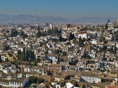 Vista del Albayzin