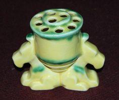 Flower Frog, Flower Pots, Cigarette Holder, Plant Stands, Noritake, Scottie, Frogs, Vintage Flowers, Kitsch