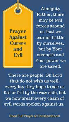 I cancel the power of every curse or negative word ever spoken against me,it will not prosper,I cover my self and my family with the blood of the lamb of GOD