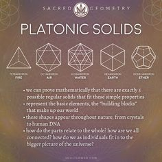 What is Sacred Geometry? And how did it inspire our sacred geometry clothing? Soul Flower: organic and eco-friendly sacred geometry clothing. Sacred Geometry Meanings, Sacred Geometry Patterns, Sacred Geometry Tattoo, Nature Geometry, Fractal Geometry, Alchemy Symbols, Sacred Symbols, Sacred Art, Solid Geometry