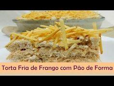 Lanche super fácil de fazer: Torta Fria de Frango com Pão de Forma. Veja no blog o post completo: http://www.sabornoprato.com/2013/05/torta-fria-de-frango-co...