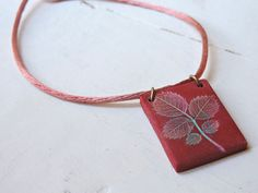 Red Rose Pendant Leaf Choker Romantic Rose Choker Red Rose Leaf Pendant Valentine Rose Pendant Rose Choker 16.00 EUR #goriani Rose Leaves, Romantic Roses, Leaf Pendant, Red Roses, Chokers, Hoop Earrings, Polymers, Trending Outfits