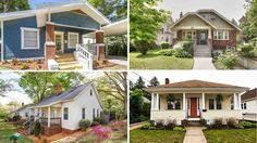 Meet these adorable bungalows that are small in size, but large in style. Best of all? You won't have to shell out big bucks: All are priced below $200,000!
