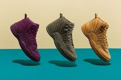 New images and release date for the PSNY x Air Jordan 12 2017 collection, the latest collaboration collection between Jordan Brand and the New York-based retailer Public School. Nike Free Shoes, Nike Shoes, Zapatillas Jordan Retro, Gladiator Boots, Toms Shoes Outlet, Best Sneakers, Shoes Sneakers, School Shoes, Nike Air Jordans