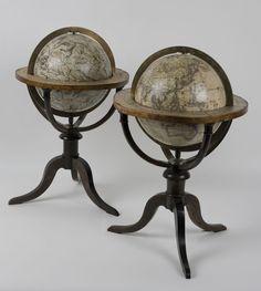 Globe collection | Globensammlung| Kartenabteilung | Staatsbibliothek zu Berlin