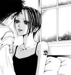 Image shared by A trouble maker. Find images and videos about anime, manga and Nana on We Heart It - the app to get lost in what you love. Manga Art, Manga Anime, Anime Art, Manga Love, Anime Love, Yazawa Ai, Nana Komatsu, Nana Osaki, Chibi
