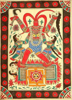 Chinnamasta - The Self Decapitated Goddess