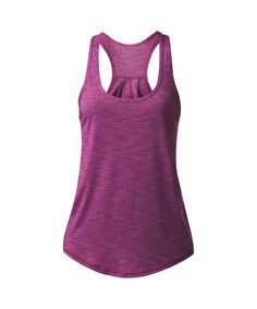 This lightweight tank goes with the flow—tie it up for Handstand or wear it loose for extra air.