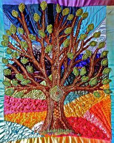 tree of life-evening star designs