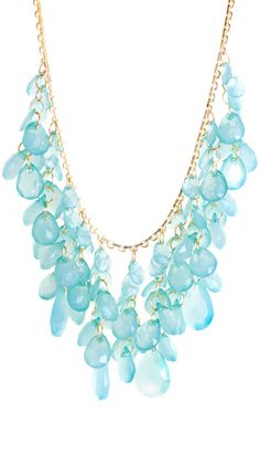Chelsea Necklace - Turquoise by Alyssa Lee Jewelry