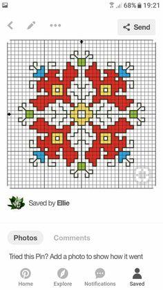 123 Cross Stitch, Cross Stitch Designs, Wool Embroidery, Cross Stitch Embroidery, Tapete Floral, Christmas Journal, Rainy Day Crafts, Bead Crochet Rope, Creative Embroidery