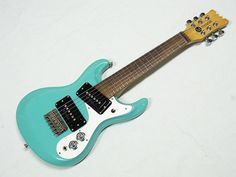 Mosrite mini guitar