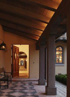 Porch, patio or walkway lighting