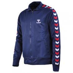 Hummel Monaco Zip Monaco, Adidas Jacket, Motorcycle Jacket, Athletic, Zip, Jackets, Fashion, Down Jackets, Moda