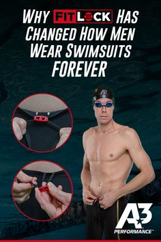 Another First-Ever – Introducing FitLock Swimming Glasses, Swim Training, First Ever, Technology Design, Another One, A3, Innovation, Menswear, Swimsuits