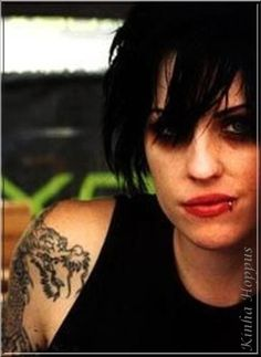 Brody Dalle - Distillers and Spinnerette...super talented and inspiring =D