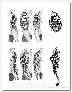 40 Tribal Phoenix Tattoo Designs For Men - Mythology Ink ...