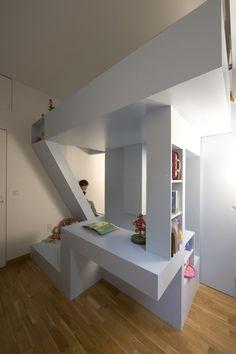 mommo design: SLEEP AND PLAY - Loft Beds