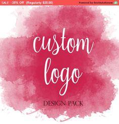 Check out this item in my Etsy shop https://www.etsy.com/listing/292021947/custom-logo-design-logo-design