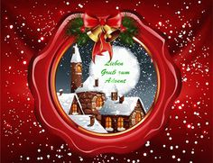 Advent pictures pictures by gbbilder Christmas Games, Christmas And New Year, Winter Christmas, Vintage Christmas, Merry Christmas, Christmas Decorations, Xmas, Holiday Decor, Advent Themes