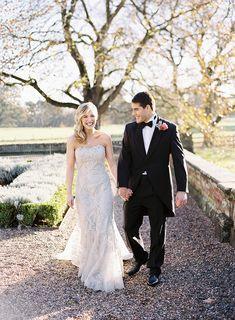 English Country Manor Wedding Shoot