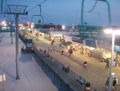 Seaside Heights Boardwalk, NJ
