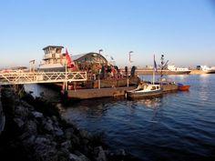 pont13 restaurant amsterdam ferry